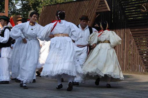 Liptálské slavnosti: Vystoupení folklorních souborů, přehlídka řemesel a mnohé další