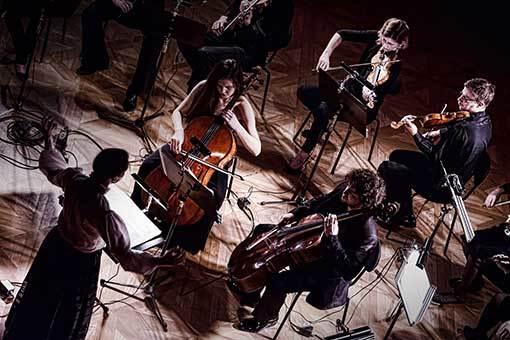 Ensemble Opera Diversa: Písně, tance, uspávanky