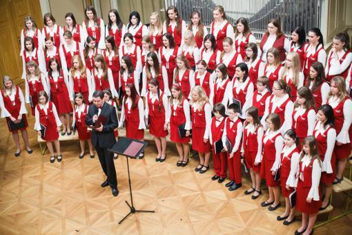 60. výročí dětského sboru Kantiléna