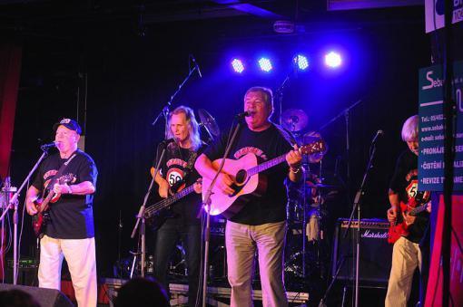 Skupina Synkopy 61 oslaví narozeniny veřejným natáčením koncertu