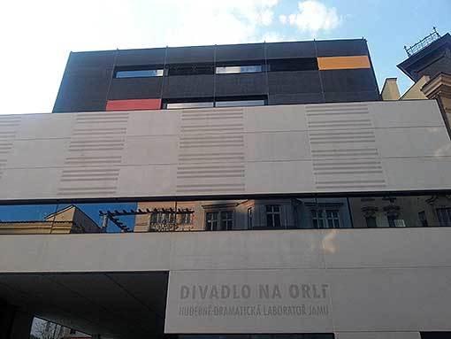 Noc divadel 2016 otevře i Janáčkovu operu a Divadlo na Orlí