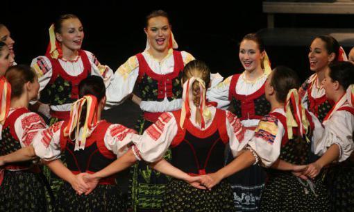 Folklorní soubor Púčik slaví 25 let od založení