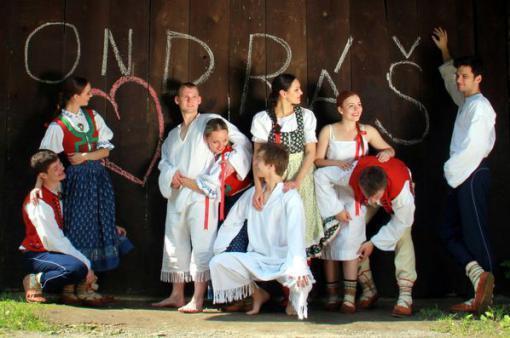 Náš svět spojí moravský folklor a scénický tanec