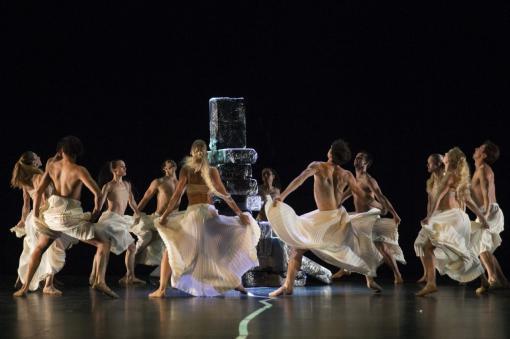 Foto: Chvění v Národním divadle Brno