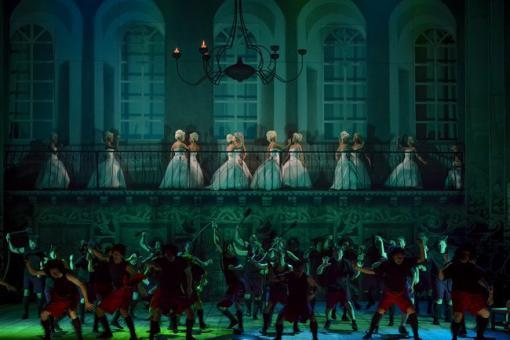 Premiéra pohádkové opery Čert a Káča v Mahenově divadle