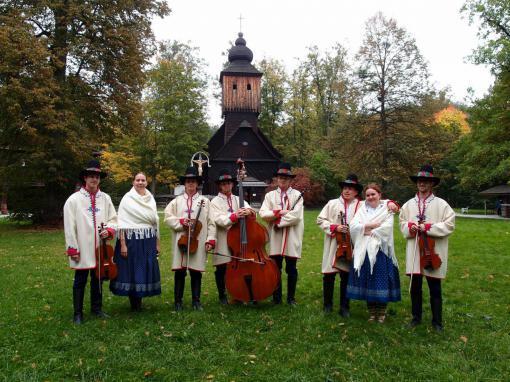 Benefiční koncert Brněnského Valášku