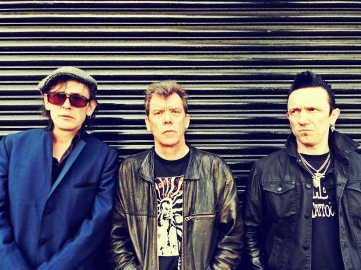 Britská punková legenda The Vibrators oslaví na Flédě své čtyřicáté narozeniny