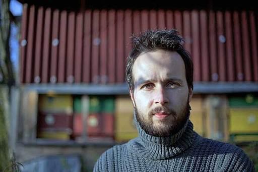 Martin E. Kyšperský: Vlakem