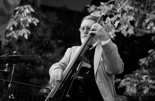 Jazzový hudebník Vincenc Kummer vydává knihu