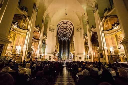 Filharmonie Brno zahájila prodej vstupenek na Velikonoční festival duchovní hudby