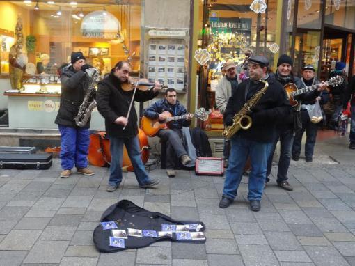 Město hudby aneb malá zpráva o jednom nesoustavném průzkumu