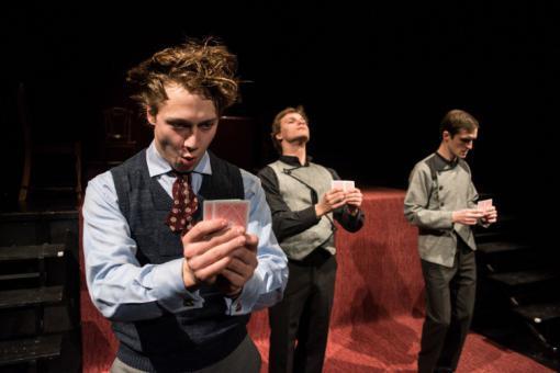 Blíží se Mezinárodní festival divadelních škol Setkání/ Encounter