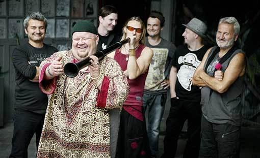 Festival Hrnem Brnem: Čankišou, Safe Escape, Circus Brothers a další