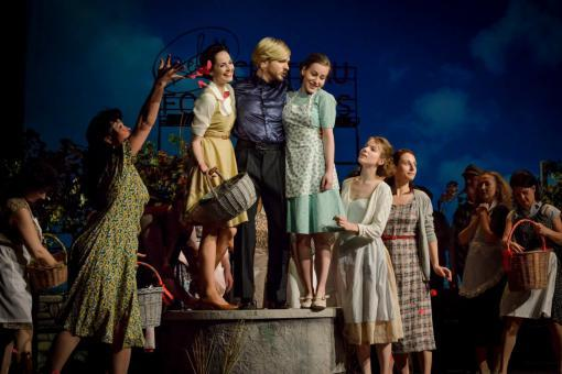 Na závěr sezony uvede NdB Rossiniho operu Hrabě Ory