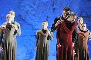 Osudové lásky mají premiéru vJanáčkově divadle