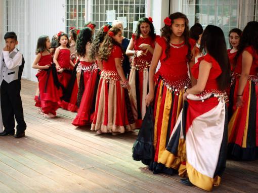 Festival Ghettofest: Básníci v káznici, Amaro Records, hudba, divadlo a tanec