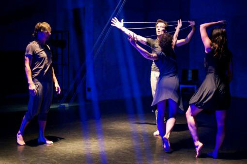 Blíží se brněnská premiéra tanečního projektu Oneness