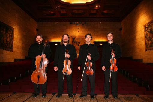 Soutěž o vstupenky na koncert Graffova kvarteta