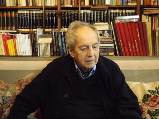 Otto Schenk získá čestný doktorát JAMU