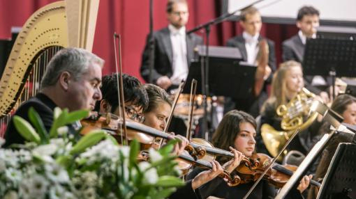 Novoroční taškařice Filharmonie Brno