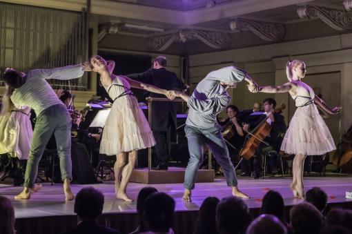Pohádka Filharmonie Brno se šťastným koncem