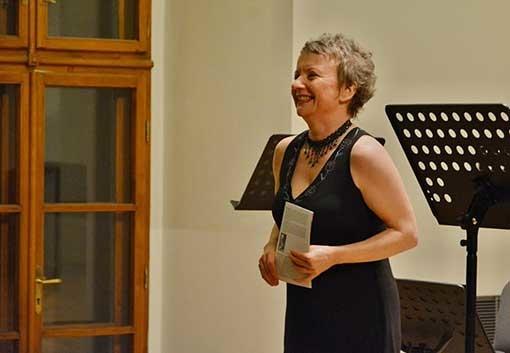 Stará hudba v Brně: Barbara Maria Willi uvádí...