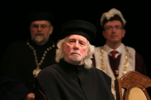 Aktuálně: Dnes proběhla inaugurace nového rektora JAMU Petra Oslzlého