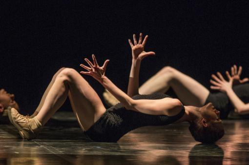 Brilantní Čtyři elementy baletu NdB