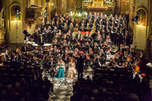 Velikonoční festival duchovní hudby: Singer Pur, Ensemble Musikfabrik, Filharmonie Brno a Dennis Russell Davies
