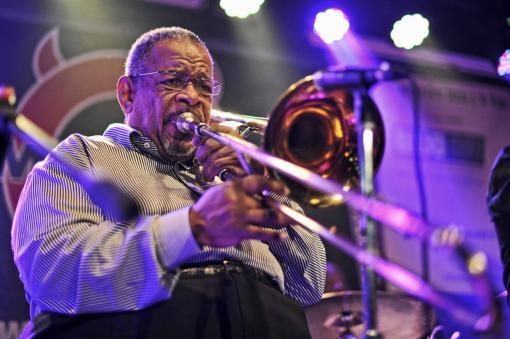 Fred Wesley: Jazz-funková legenda v Brně
