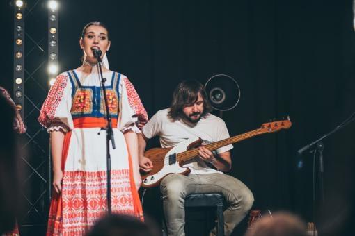 Folklor, který ovládl brněnskou klubovou scénu