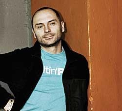 DJ Javas slaví čtyřicet