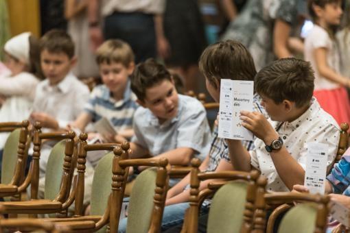 Mozartovy děti oslavují vznik Československa