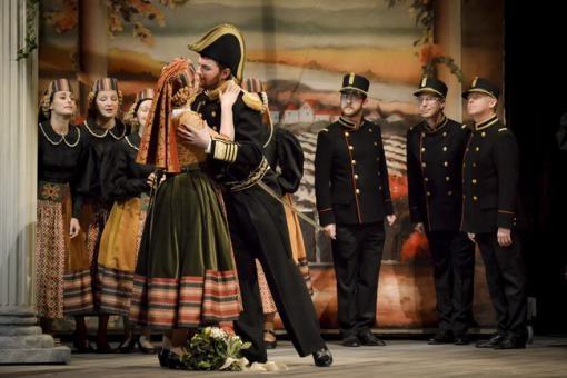 Opera Gala na Špilberku: Faust a Markéta, Nápoj lásky, Così fan tutte nebo Piková dáma