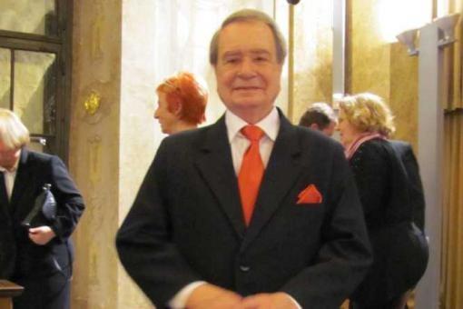 Zemřel dirigent a hudebník orchestru Studio Brno Erik Knirsch