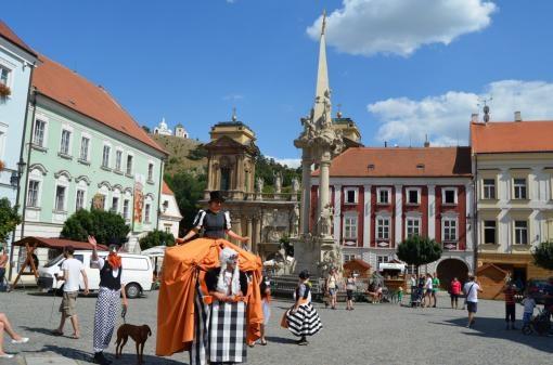 Festival barokního divadla: Moravský Parnas Johanna Georga Gettnera