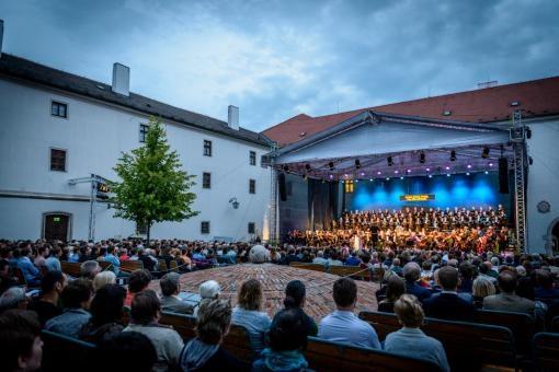 Mezinárodní hudební festival Špilberk: Tango, filmové hity a Olympic
