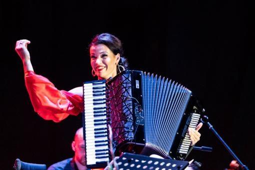 Carmen na Špilberku nešustila pouze šatem