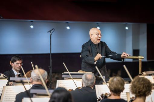 Nový šéfdirigent Filharmonie Brno na scéně!