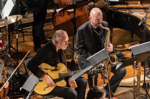 Matúš Jakabčic a Filharmonie Brno – Mezi dvěma světy