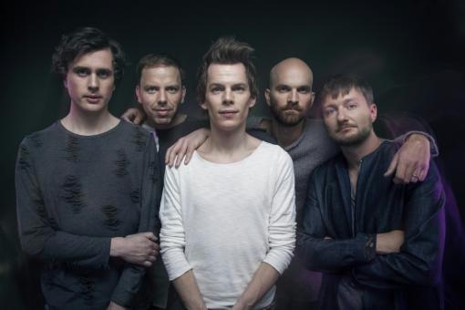 Nový vinyl Spící pokřtí kapela Zrní v Brně