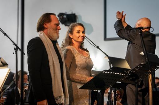 Filharmonie Brno kjubileu Leonarda Bersnteina