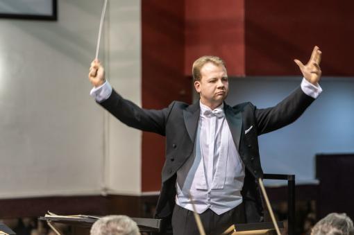 Novoroční koncert: Filharmonie Brno, Raphaell Wallfisch a Robert Kružík