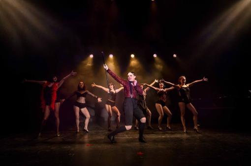 Cabaret v Divadle na Orlí