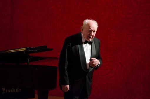 Soutěž o vstupenky na recitál Richarda Nováka