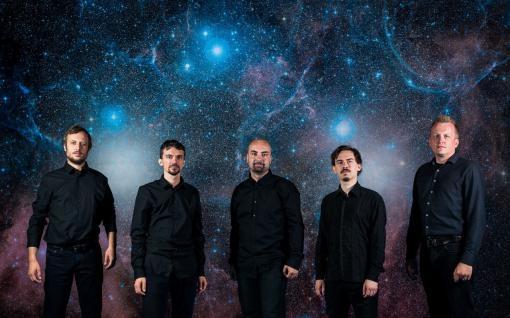 Nevermore & Kosmonaut: Poslední koncert s projekcí v planetáriu