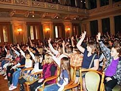 Slavnostní koncert Mozartových dětí