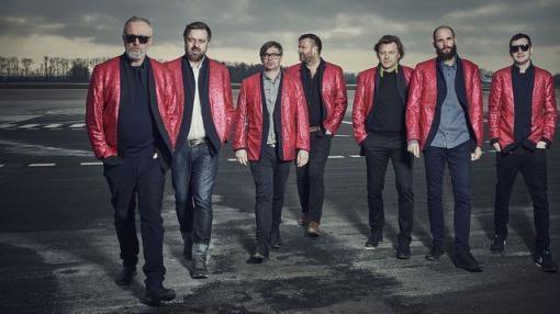 Kafka Band: Amerika v Brně