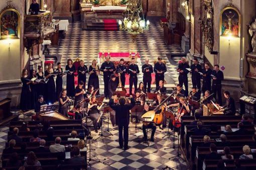 Czech Ensemble Baroque: Poslední koncert cyklu Bacha na Mozarta! a F. X Richter