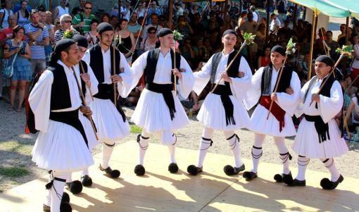 Řecká sobota: Musica Balkanika, Mydros, Prometheus a další
